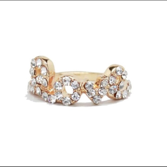 T&J Designs Jewelry - Pave Love Ring